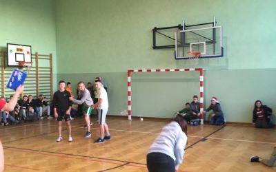 Mikołajkowy Turniej Piłki Siatkowej