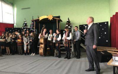 Wigilia szkolna 2019